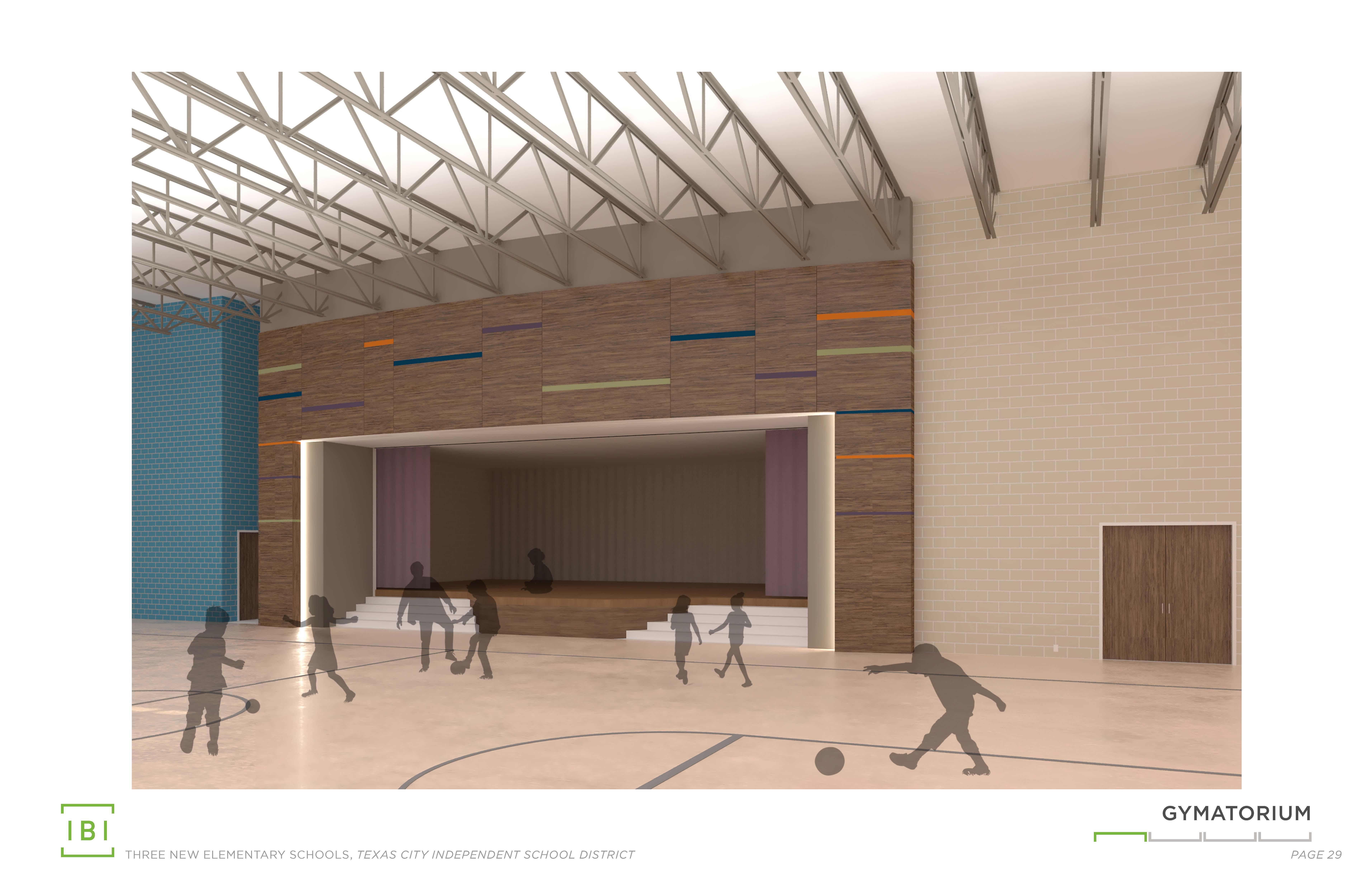 Gymatorium rendering
